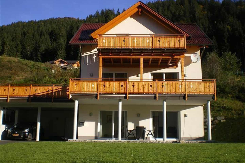 Villa In Karinthië Oostenrijk Villa Chalet Frielindevilla