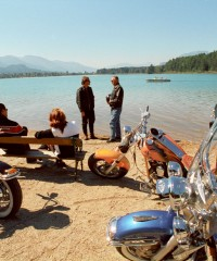 Evenement: Harley Davidson European Bike week am Faaker See