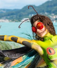 Evenement: World Bodypainting Festival