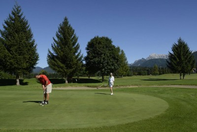 Sport: Golf en Country Club, Tarvisio