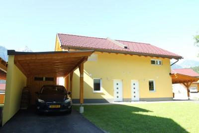 Vakantie villa Steinbock