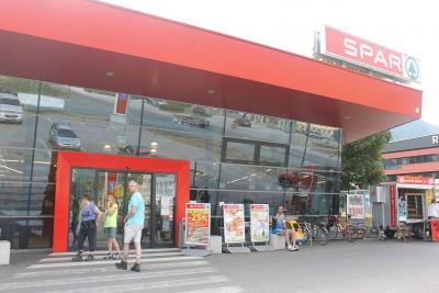 Faciliteiten: Supermarkt Spar, Kötschach