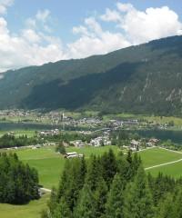 Zwemmen: Strandbad Weissensee