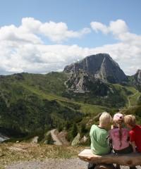 Wandelen: Geotrail Nassfeld