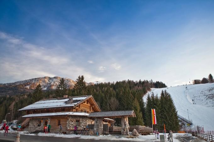 Eten en Drinken: Café Bärenhütte