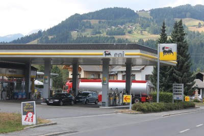 Faciliteiten: Tankstation Eni