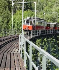 Museum: Nostalgiebahn voertuigen