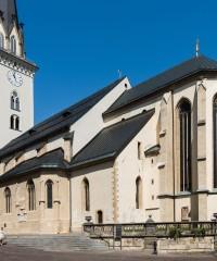 Cultuur: Sint Jacobskerk Villach