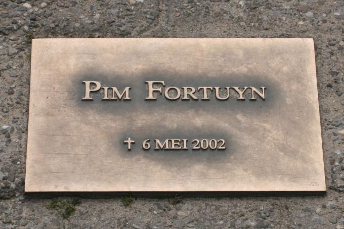 Cultuur: Graf Pim Fortuyn