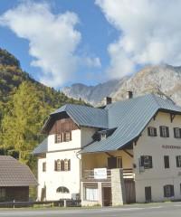 Eten en Drinken: Restaurant Gasthof Plöckenhaus
