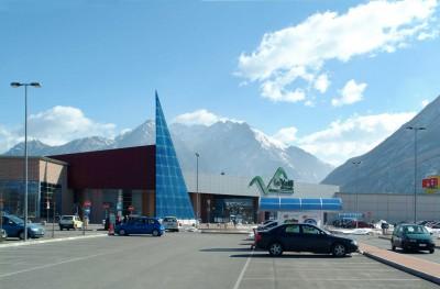 Faciliteiten: Supermarkt Le Valli di Carnia, Italië