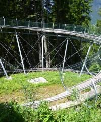 Avontuur: Zomerrodelen in Lienzer Schlossberg