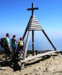Wandelen: Gerlitzen berg wandelroutes