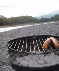 Faciliteiten: Barbecue langs de Gail, Waidegg