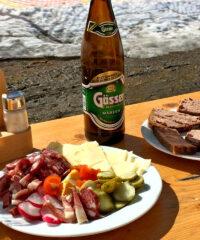 Eten en Drinken: Restaurant Dreiländereck Hütte