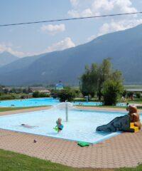 Zwemmen: Zwembad Kirchbach