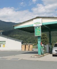 Faciliteiten: Tankstation Lagerhaus