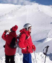 Skiën: Mölltaler Gletscher