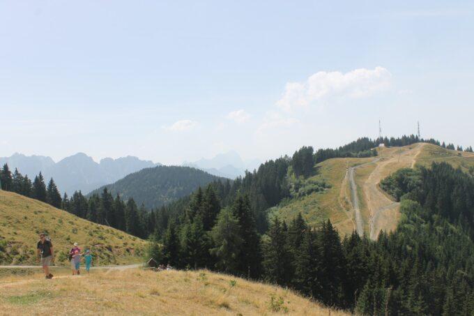 Skiën & Wandelen: Dreiländereck