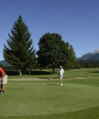 Sport: Golf en Country Club, Tarvisio