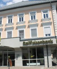 Faciliteiten: Raiffeisen bank Kötschach