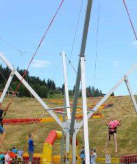 Avontuur: Bungeejumpen op de Gerlitzen berg