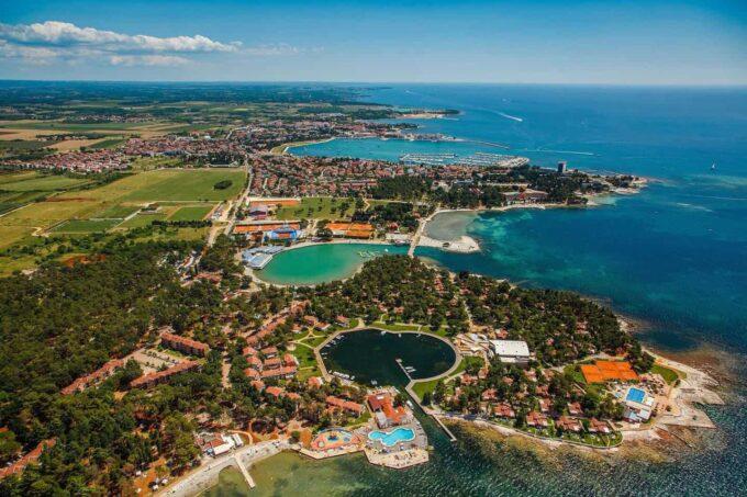 Cultuur: Haven, Umag, Kroatië