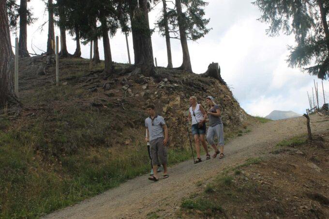 Wandelen: Geotrail Wolayersee
