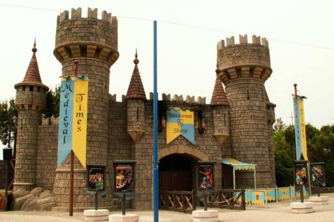 Attractiepark: Canevaworld (moviepark en aquapark)