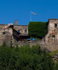 Ridders: Burg Sommeregg