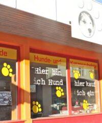 Tierhandlung: Perro Hunde und Katzen