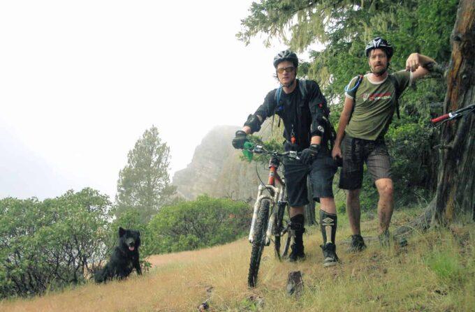 Sport: Fietsen bij de Silbersee