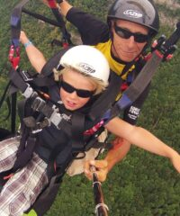 Paragliden: Lienzer Zettersfeld