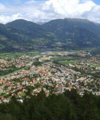 Wandelen: Lienzer Schlossberg
