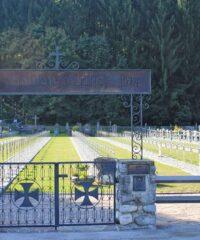 Cultuur: Gedenkplaats Eerste Wereldoorlog, Mauthen