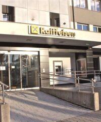 Faciliteiten: Raiffeisen bank Arnoldstein