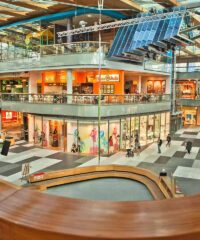 Faciliteiten: Winkelcentrum Atrio Villach