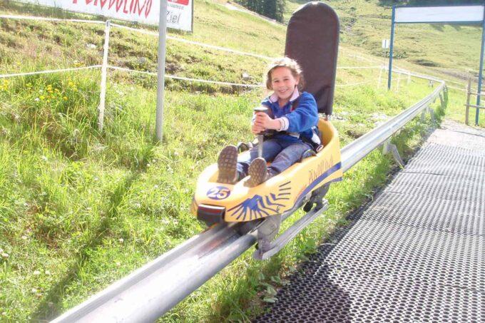 Avontuur: Zomerrodelen in Nassfeld