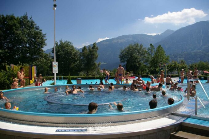 Zwemmen: Zwembad Aquarena