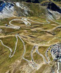 Driving tour: Grossglockner Hochalpenstrasse