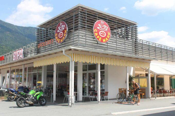 Eten en Drinken: Café Mark