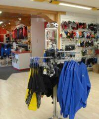 Faciliteiten: Sportwinkel Putz Sport 2000