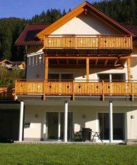 Vakantie villa Chalet Frielinde (villa & appartement)