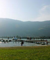 Zwemmen: Strandbad Ossiachersee