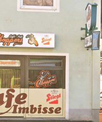 Eten en Drinken: Café bar Choppers