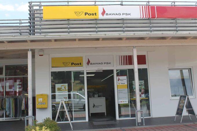 Faciliteiten: Postkantoor Kötschach