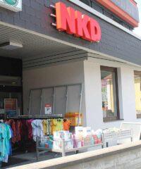 Faciliteiten: Warenhuis NKD