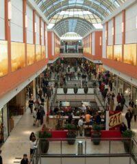 Faciliteiten: Winkelcentrum City Arkaden, Klagenfurt