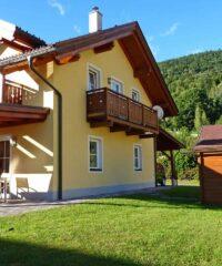 Vakantie villa Gentiaan