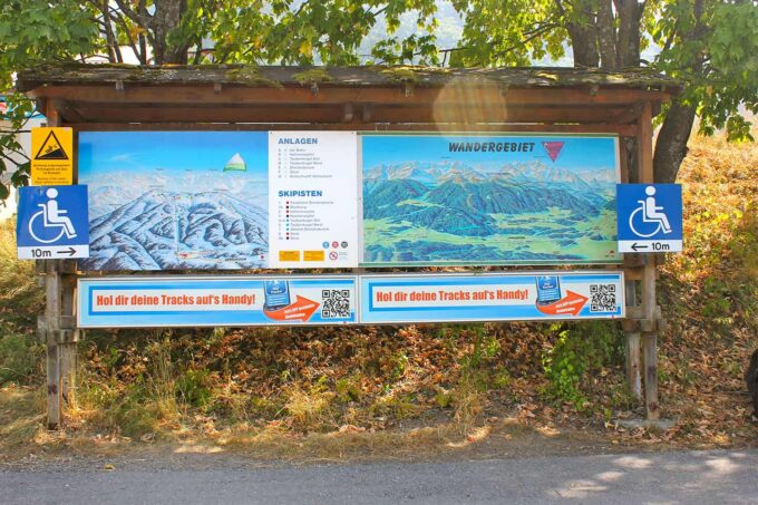 Wandelen: Dreiländereck